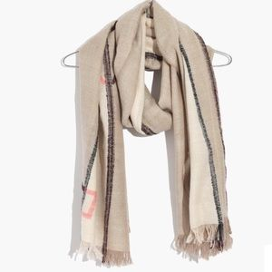 madewell | textured scarf